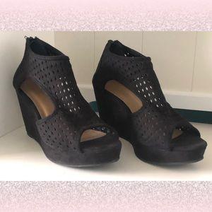 Maurices wedge heels